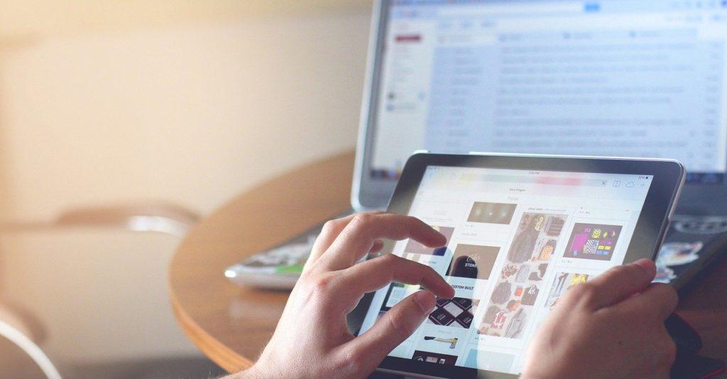 ipad, tablet, technology
