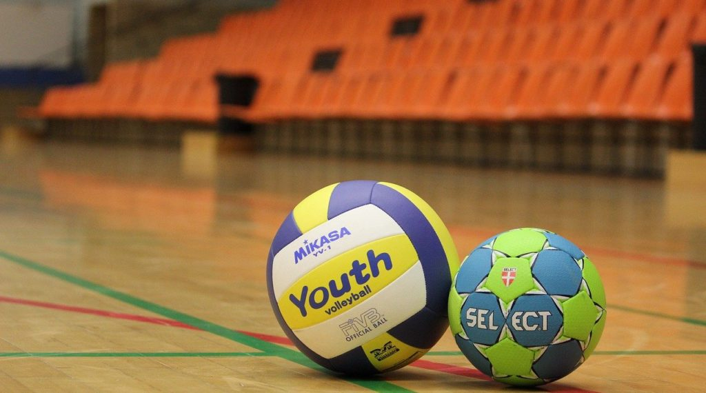 ball, volleyball, handball