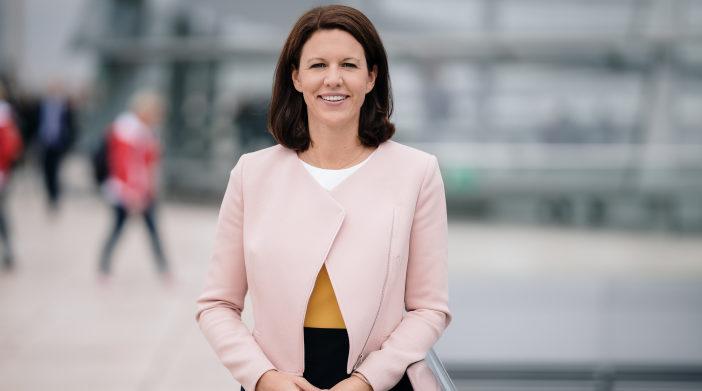 Katja Leikert-Bundestagswahlkampf