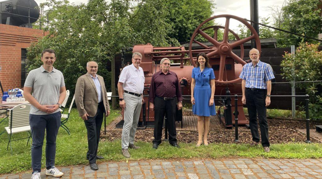 Dampfmaschinenmuseum, Dr. Katja Leikert